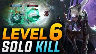 Melee vs Ranged: Planning a Solo Kill from Level 1