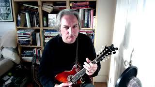 The Chapel Bell (jig) on mandolin