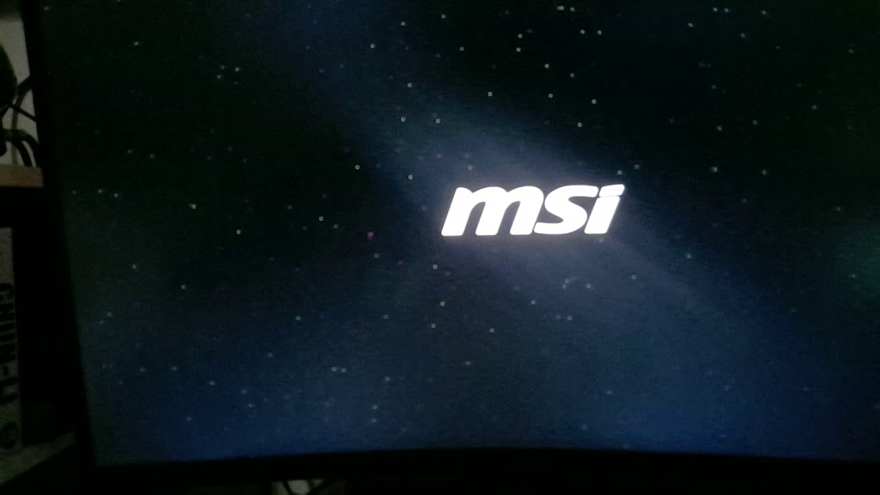 MSI Optix MAG27CQ Pixels not working Properly