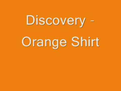 Discovery Orange Shirt