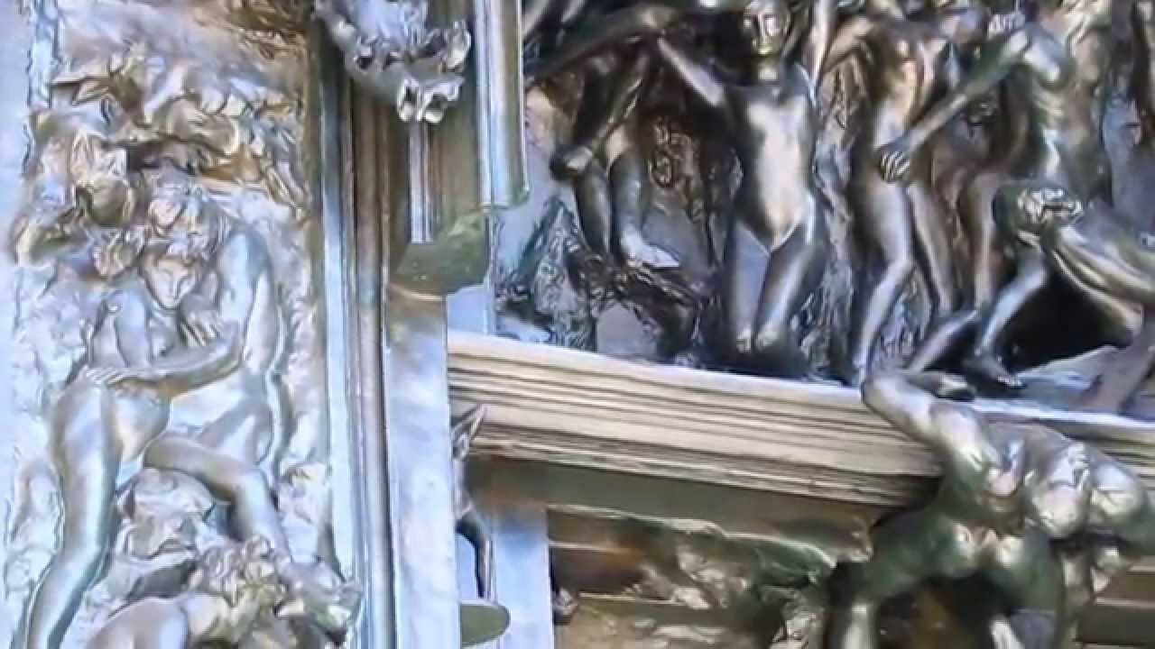 The Gates of Hell by Auguste Rodin & The Gates of Hell by Auguste Rodin - YouTube