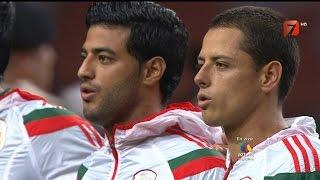 HOLANDA VS MEXICO 2 - 3 Amistoso Cronica Y Goles 12 11 2014