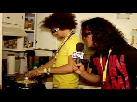 Cooking Lessons with LMFAO