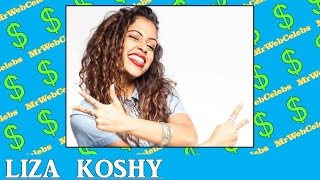 How much does LIZA KOSHY make on YouTube 2016