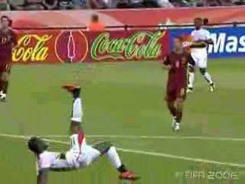 Portugal vs. Angola