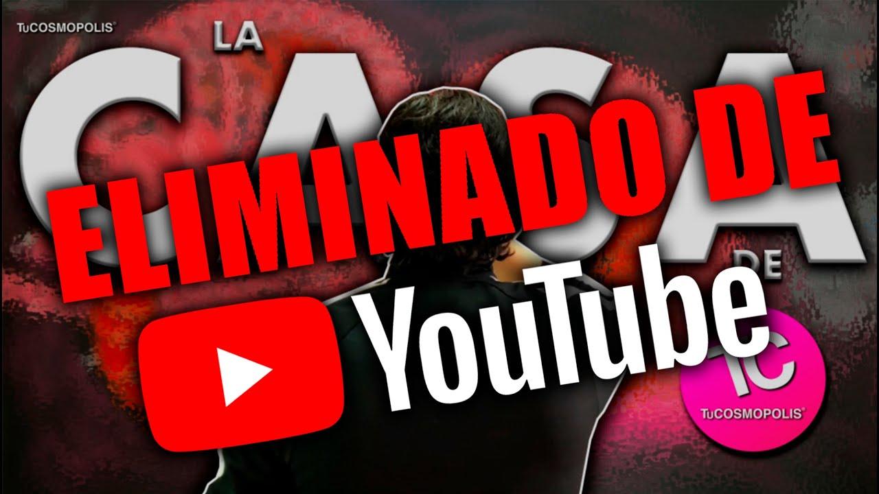 El VIDEO ELIMINADO de YOUTUBE: DEJANDO la CASA DE TuCOSMOPOLIS me REGALARON ESTO