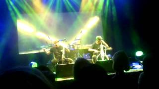 2cellos - Welcome to the jungle Live (London 16/02/15)