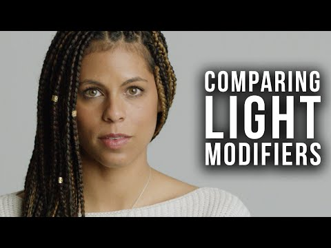 Comparing Light Modifiers | Cinematic Lighting 101 thumbnail