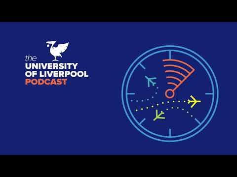 University of Liverpool Podcast episode 5: Big data and the search for MH370