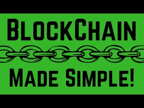 Blockchain made SIMPLE!