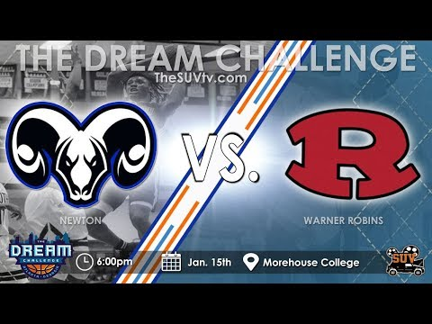 The Dream Challenge: Newton vs. Warner Robins