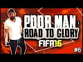POOR MAN RTG #6 (edited) - HOW AM I STILL SO BAD AT THIS GAME?!? - FIFA16 ULTIMATE TEAM
