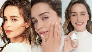 Emilia Clarke - For Clinique's New Campaign
