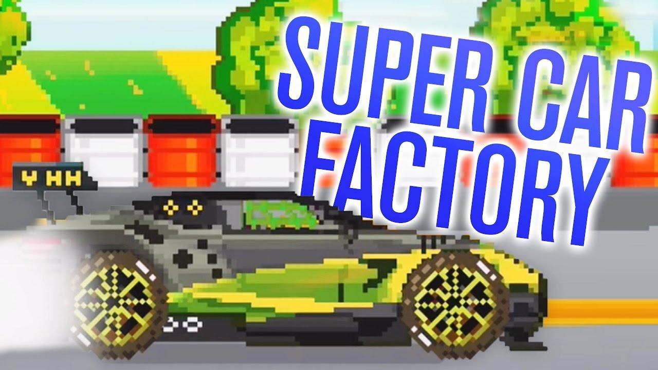 Motor World Car Factory >> Building Super Cars Motor World Car Factory