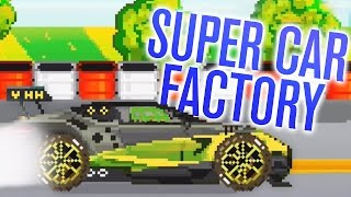 BUILDING SUPER CARS! | Motor World Car Factory