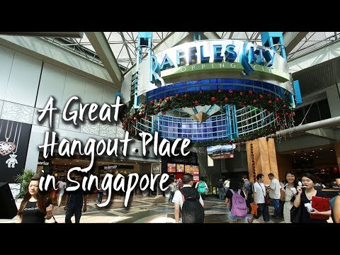 A Great Hangout Place in Singapore | 新加坡一个很棒的聚会场所