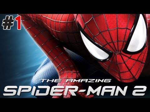 The Amazing Spider-Man 2 - Sıpaydii - Bölüm 1
