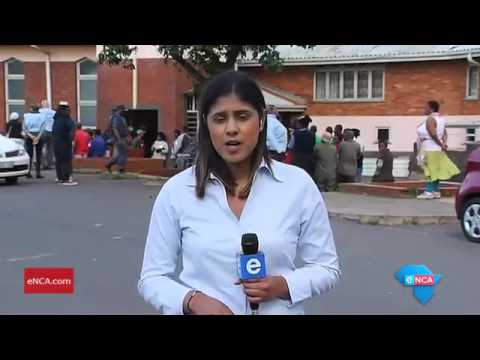 Weather causes disruptions at Durban voting stations