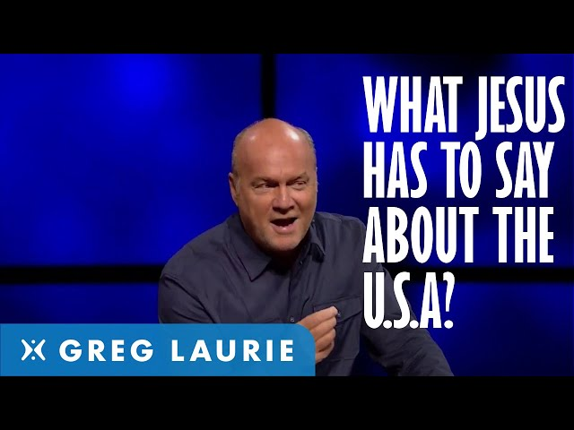 America, Jesus, and the Sermon on the Mount (With Greg Laurie)