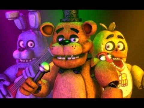 [FNAF SFM] Hidden Lore - The Freddy Fazbear Band