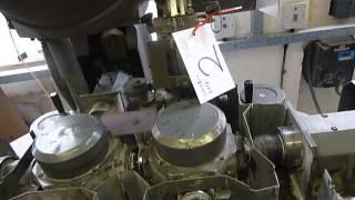 Lot.2. Tullio Giusi Spa Multiform Top Button Maker