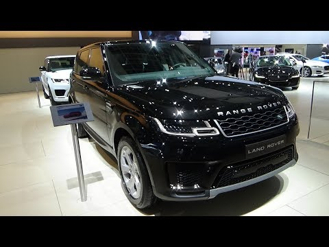 2018 Range Rover Sport SE 2.0 - Exterior and Interior - Auto Show Brussels 2018
