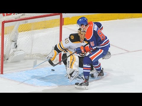 Shootout: Bruins vs. Oilers