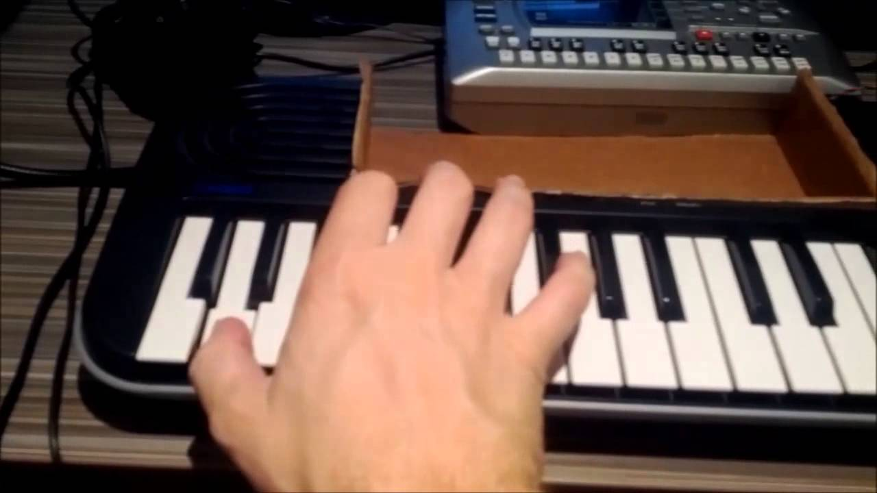 Code Tinker Hack: How to turn Piano toy into MIDI keyboard