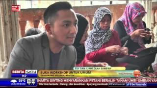 People and Inspiration: Edy dan Jurus Olah Sampah #2