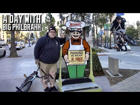 BMX IN THE LBC WITH PHILBRAHH