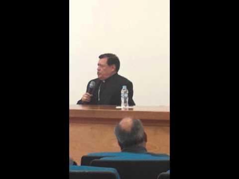 La vocación del Cardenal Norberto Rivera Carrera
