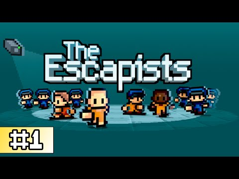 The Escapists - Cut The Vents (Ep 1)
