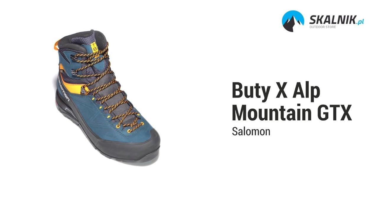 BUTY X ALP MTN GTX Skalnik