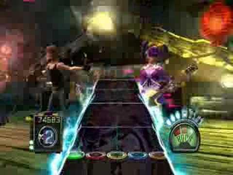 Guitar hero Custom: Racer X - Godzilla