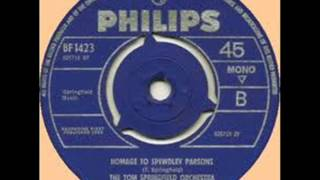 Tom Springfield Orchestra - Homage To Spewdley Parsons