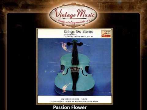Helmut Zacharias - Passion Flower (VintageMusic.es)