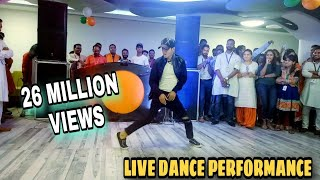 Best Hiphop Dance On Dilbar Dilbar Ishare Tere Song Deepak Devrani