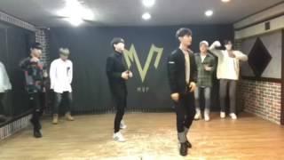 mvp 엠브이피 the twins jin been dancing to ot genasis coco