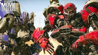 """BUMBLEBEE """"People of Earth"""" Clip + Featurette (2018) - Transformers Spin-Off Movie"""