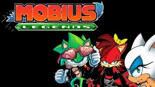 Mobius Legends: Regrets (Comic Dub)