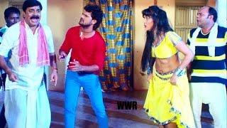 comedy Scene - Khesari Lal Yadav ,Anand Mohan,Seema Singh