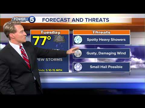 Cleveland weather forecast