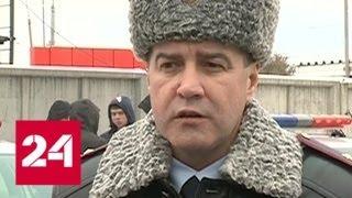 Увольнение главного новосибирского инспектора: полковник сам себя подставил - Россия 24