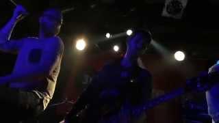 The Apologist live in Club 3voor12/Utrecht