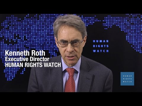 2017 Human Rights Watch World Report