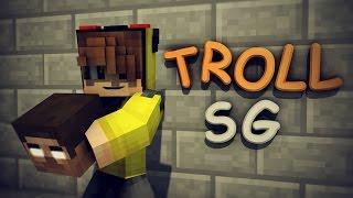 Herobrine Geldi! TROLLEYEREK HEROBRİNE'I ÖLDÜRDÜM! (Minecraft : TROLL Survival Games #11)