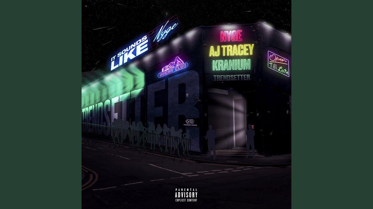 Trendsetter (feat. AJ Tracey & Kranium)