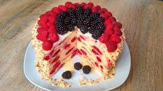 Творожный Наполеон НА СКОВОРОДЕ! Вкуснейшее лакомство к чаю! Cake ON THE FLOOR
