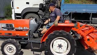 Мини трактор:( www.miniteh64.ru ) Kubota, GL 21(, 2015-09-08T13:41:09.000Z)