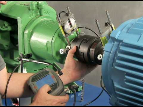 Laser Shaft Alignment Innovation From Vibralign Youtube